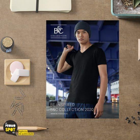 Catálogos B&C Vestuário Têxteis