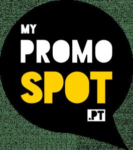 Logotipo A promospot agência de publicidade